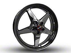 Race Star Dark Star Drag Wheel - 18x5 - Front Only (15-19 GT, EcoBoost, V6)