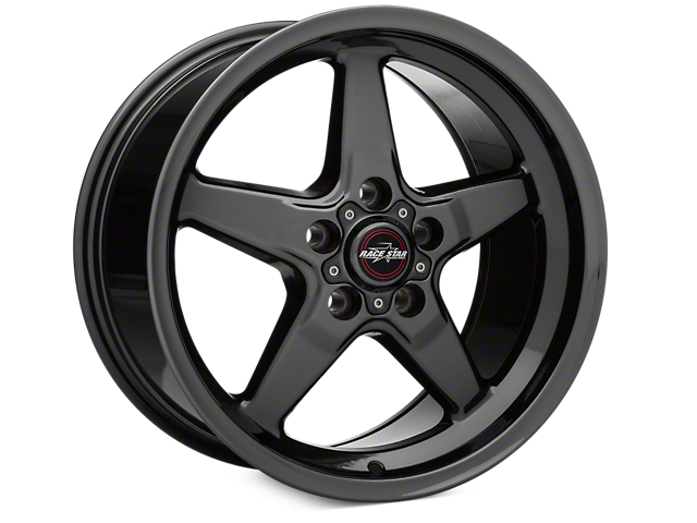Race Star Dark Star Drag Wheel - 17x9.5 (15-18 GT, EcoBoost, V6)