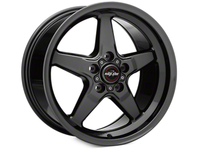 Race Star Dark Star Drag Wheel - 17x9.5 (15-19 GT, EcoBoost, V6)