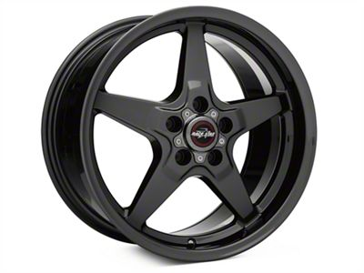 Race Star Dark Star Drag Wheel - 18x10.5 - Rear Only (05-14 All)