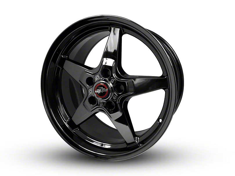 Race Star Dark Star Drag Wheel - 18x10.5 (15-18 GT, EcoBoost, V6)