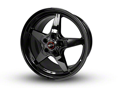 Race Star Dark Star Drag Wheel - 18x10.5 (15-17 GT, EcoBoost, V6)