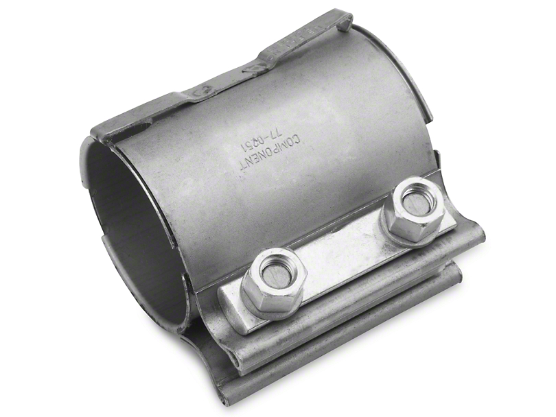 Ford Catalytic Converter Connector Clamp (11-14 V6)