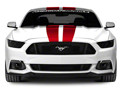 Red MMD V-Series Stripes (15-17 All)