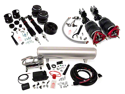 Air Lift Performance Complete Suspension Kit - Digital (15-17 All)