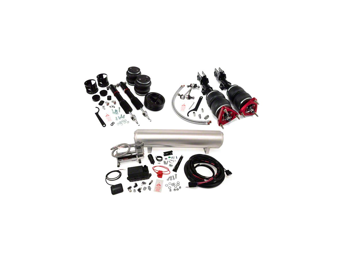 Air Lift Complete Suspension Kit - Digital (15-17 All)