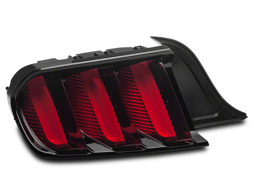 Ford Factory Replacement Tail Light - Driver Side (15-17 All)