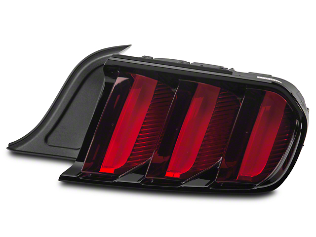 Ford Factory Replacement Tail Light - Passenger Side (15-19 All)