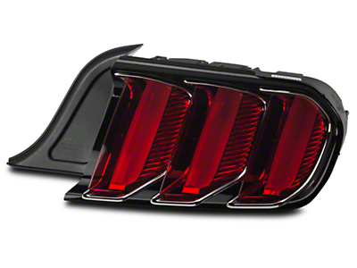 Ford Factory Replacement Tail Light w/ Chrome - Passenger Side (15-18 All)