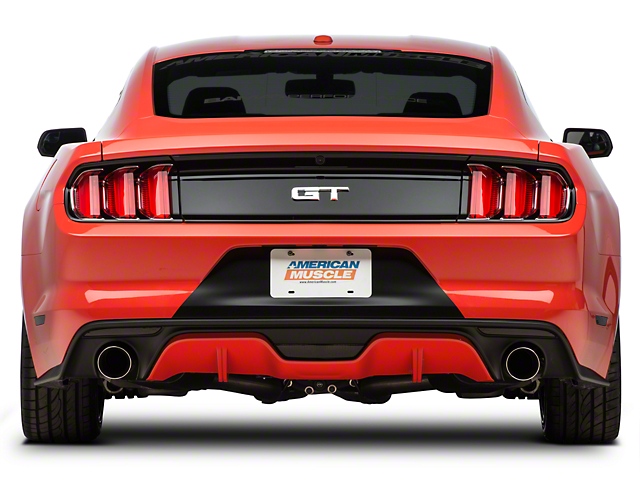 Ford Factory Replacement Tail Lights w/ Chrome - Pair (15-18 All)