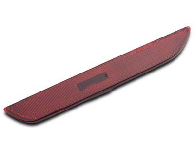 Add Ford Rear Red Side Marker - Driver Side (15-17 All)