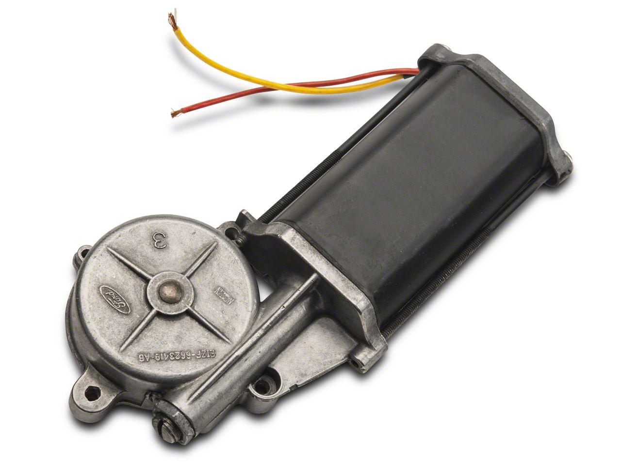 OPR Power Window Motor - Driver Side (80-93 All)