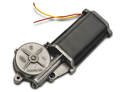 OPR Power Window Motor - Driver Side (80-93 All)