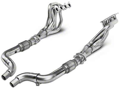 Kooks 1-7/8 in. Long Tube Catted Headers (15-17 GT)