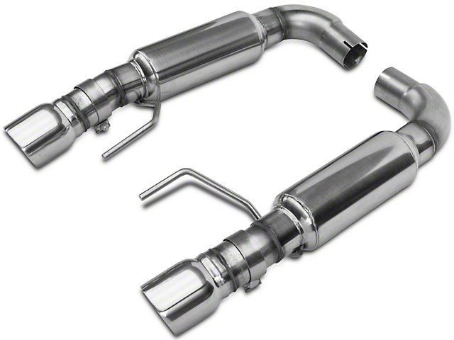 Kooks Axle-Back Exhaust (15-17 GT Fastback)
