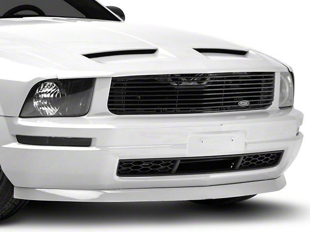MMD by FOOSE Billet Upper Replacement Grille; Black (05-09 V6)