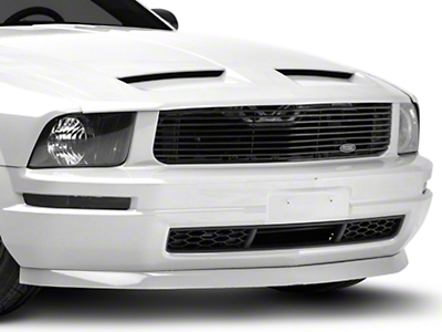 MMD by FOOSE Billet Upper Replacement Grille - Black (05-09 V6)
