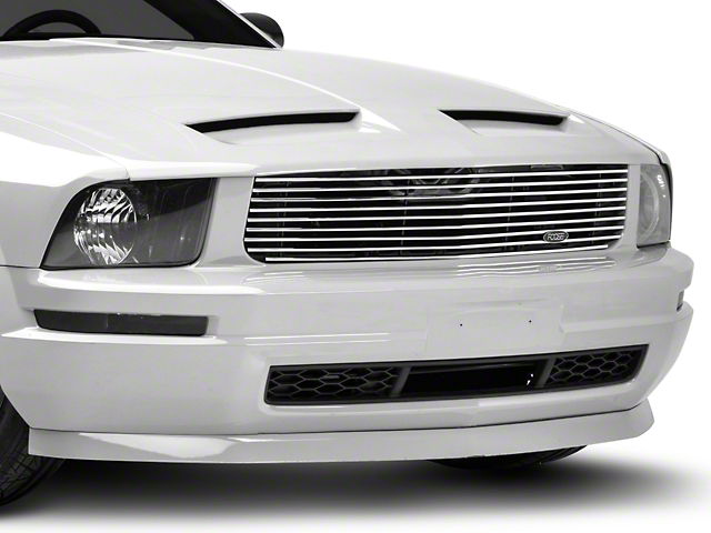 MMD by FOOSE Billet Upper Replacement Grille - Polished (05-09 V6)