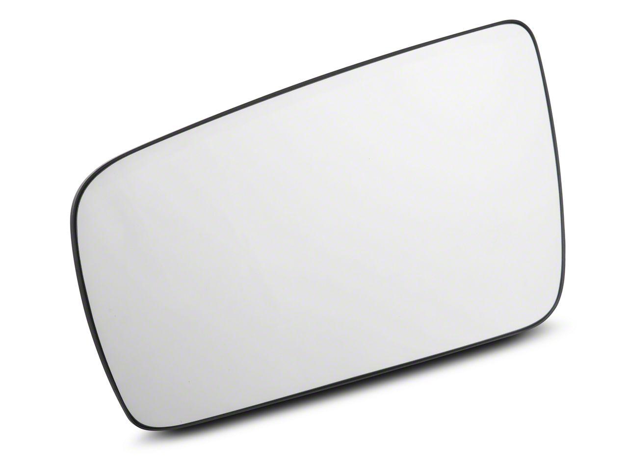 OPR Non-Heated Door Mirror Glass - Left Side (05-09 All)