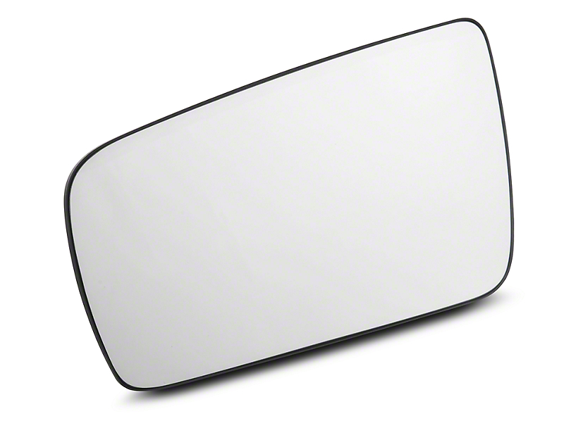 OPR Non-Heated Door Mirror Glass - Left Side (05-09 All)