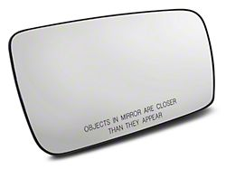 OPR Non-Heated Door Mirror Glass - Right Side (05-09 All)