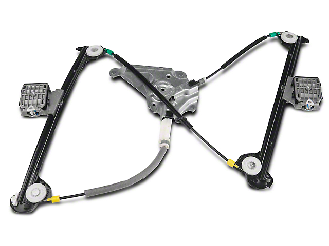 OPR Window Regulator - Driver Side (10-13 All)