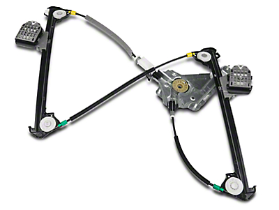 OPR Window Regulator - Passenger Side (10-13 All)