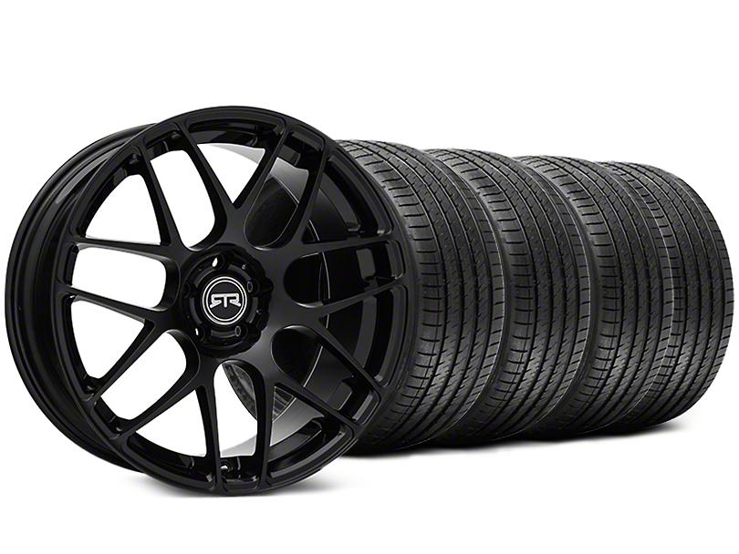 RTR Black Wheel & Sumitomo Tire Kit - 19x9.5 (05-14 All)