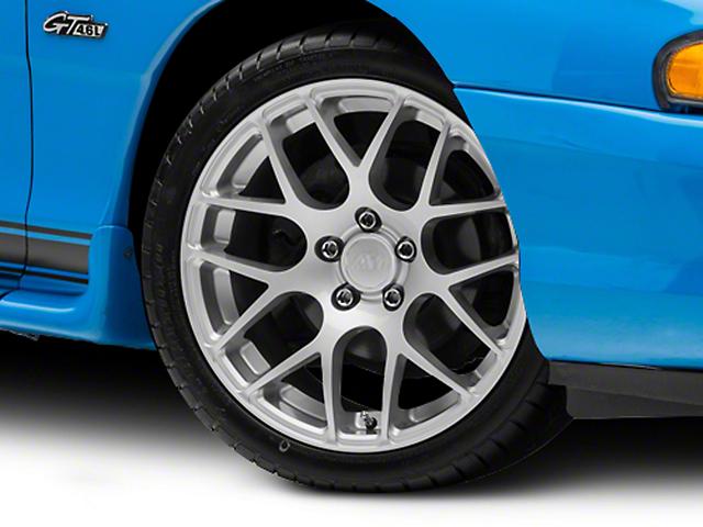 AMR Silver Wheel; 18x9 (94-98 All)