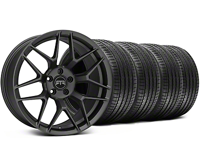 RTR Tech 7 Charcoal Wheel & Sumitomo Tire Kit - 20x9.5 (05-14 All)