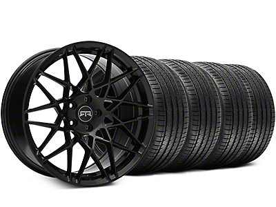 RTR Tech Mesh Black Wheel & Sumitomo Tire Kit - 20x9.5 (05-14 All)
