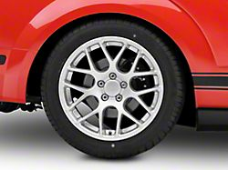 AMR Silver Wheel; Rear Only; 18x10 (05-09 All)
