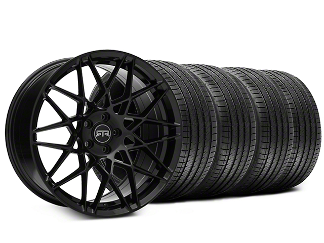 Staggered RTR Tech Mesh Black Wheel & Sumitomo Tire Kit - 20x9.5/10.5 (05-14 All)