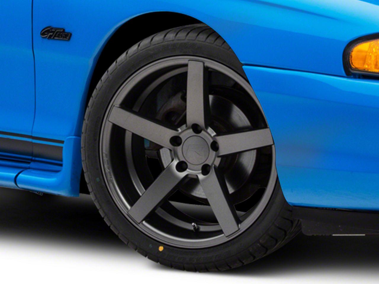 Rovos Durban Gunmetal Wheel - 18x9 (94-04 All)