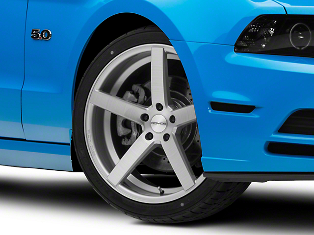 Rovos Durban Brushed Silver Wheel - 20x8.5 (10-14 All)