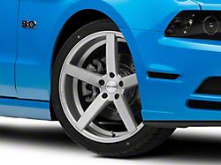 Rovos Durban Brushed Silver Wheel; 20x8.5 (10-14 All)