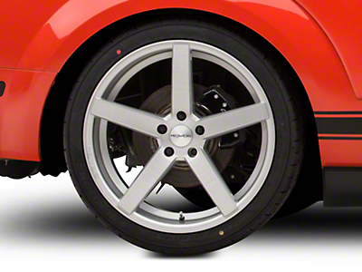 Rovos Durban Brushed Silver Wheel - 20x10 (05-14 All)