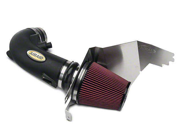 Airaid Race Cold Air Dam Intake with Track Day Dry Filter (15-17 GT)
