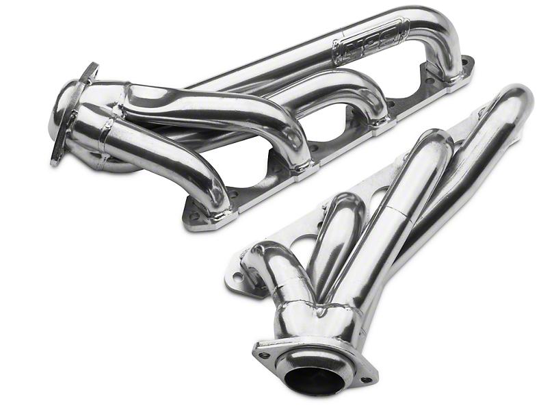 BBK 1-5/8 in. Ceramic Unequal Length Shorty Headers (79-93 5.8L)