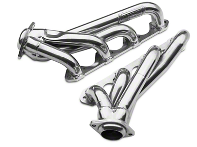 BBK 1-5/8 in. Ceramic Unequal Length Shorty Headers (79-93 5.8L)