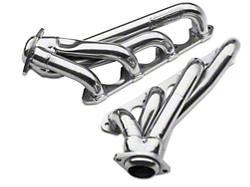 Ford Performance Mustang Natural Shorty Headers for GT-40P