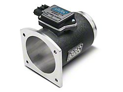 BBK 76mm Mass Air Meter for Cold Air Intake and 30 lb. Fuel Injectors (94-95 GT)