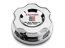 Modern Billet Chrome Radiator Cap Cover (15-19 All)