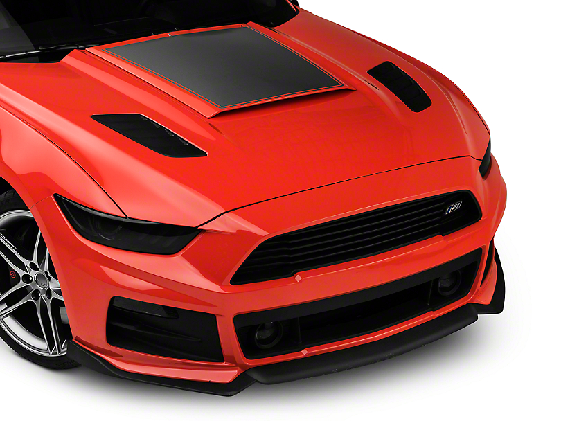 Roush Front Chin Splitter (15-17 w/ Roush Fascia)