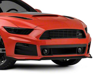 Add Roush Front Fascia Upper Grille (15-17 w/ Roush Fascia)