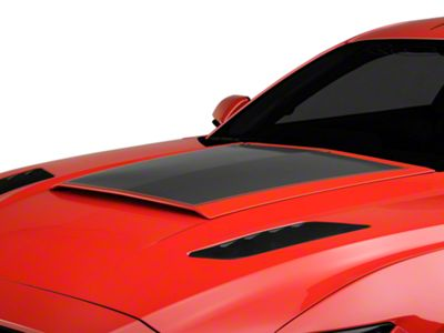 Add Roush Hood Scoop - Unpainted (15-17 GT, EcoBoost, V6)