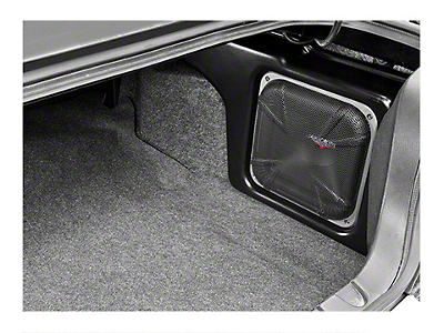 Kicker VSS Powerstage Amp & Powered Subwoofer (10-14 Coupe)