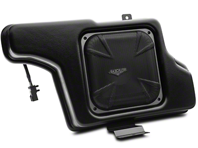 Kicker VSS SubStage Powered Subwoofer (05-14 Coupe)