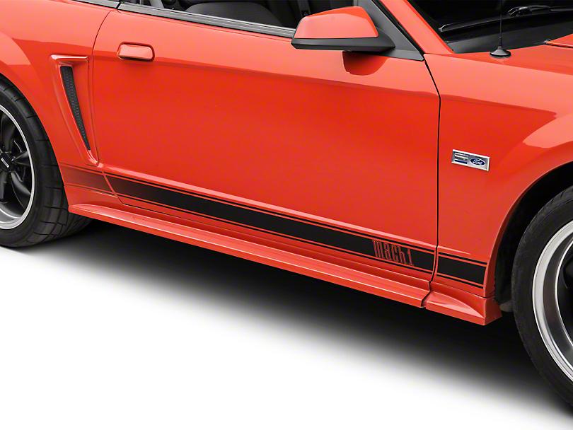 Ford Mach 1 Rocker Stripe - Passenger Side (94-04 All)