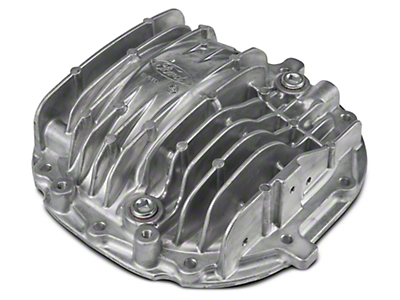 Ford GT500 Finned Differential Cover - 8.8 in. (11-14 V6; 86-14 V8, Excluding 99-04 Cobra)